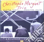 Resistance poetique - cd musicale di Christophe marguet trio