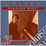 Opere x pf (integrale) vol.2: menuet ant cd musicale di Maurice Ravel