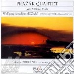 Quintetto x archi k 216 cd musicale di Wolfgang Amadeus Mozart