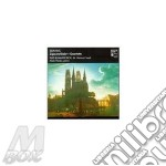Quartetto per coro e pianoforte, zigeun cd musicale di Johannes Brahms