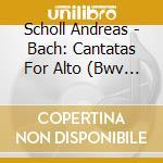 Cantates pour alto cd musicale di Johann Sebastian Bach