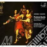 Salmi davidici swv 22-47 cd musicale di Heinrich SchÃœtz