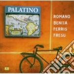 Palatino ii - fresu paolo romano aldo cd musicale di P.fresu/a.romano/m.benita & fe