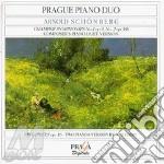 Sinfonia da camera n.1 op.9, n.2 op.38b, cd musicale di Arnold Schoenberg