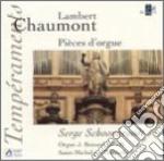 Pieces d'orgue cd musicale di Miscellanee