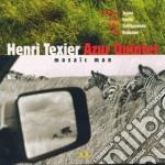 Mosaic man - texier henri cd musicale di Henri texier azur quintet
