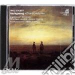Nachtgesang cd musicale di Franz Schubert