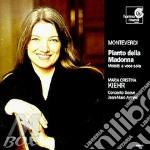 Pianto della madonna (mottetti a voce so cd musicale di Claudio Monteverdi