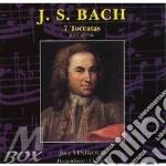 Toccata bwv 910 > bwv 916 cd musicale di Johann Sebastian Bach