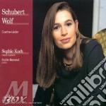 Lieder su testi di goethe cd musicale di Franz Schubert