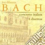 Concerto italiano bwv 971, ouverture bwv cd musicale di Johann Sebastian Bach