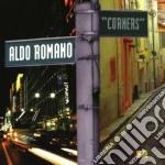 Corners - romano aldo cd musicale di Aldo Romano