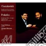 Sonata x vlc op.40 cd musicale di Dmitri Sciostakovic