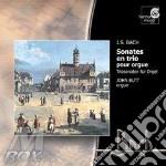 Sonate a 3 x org bwv 525 > 530 cd musicale di Johann Sebastian Bach