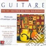 Maldonado cd musicale