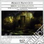 Suite n.2 op.17, l'isola dei morti op.29 cd musicale di Sergei Rachmaninov