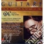 Guitare plus vol.36: o'carolan, the iris cd musicale