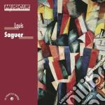 Quadrilles, 13 comptines, 4 contrerimes, cd musicale di Louis Saguer