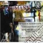 Adagio e allegro op.70, fantasiestucke o cd musicale di Robert Schumann