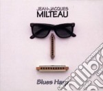 Blues harp cd musicale di Milteau jean jacques