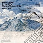 Schubert Franz - Sonata Per Pianoforte D 894 Fantasia, 6 Momenti Musicali D 780  - Planes Alain  Pf/alain Planes, Pianoforte cd musicale di Franz Schubert