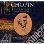 Opere x pianoforte (selezione): 24 prelu cd musicale di Fryderyk Chopin