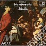L' estro poetico armonico (salmi nn.3, 1 cd musicale di Benedetto Marcello