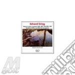 Trascrizioni delle soanate x pf di mozar cd musicale di Edvard Grieg