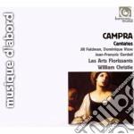 CANTATE FRANCESI                          cd musicale di AndrÉ Campra