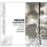 Sinfonia n.5 cd musicale di Gustav Mahler