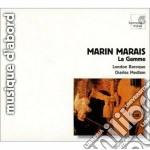 La gamme, sonate a la maresienne cd musicale di Marin Marais