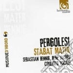 Stabat mater cd musicale di Pergolesi giovanni b