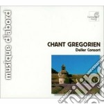 Canto gregoriano cd musicale