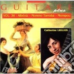 Guitare plus vol.38: ccomposizoni di alb cd musicale