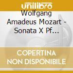 Sonata x pf n.9 k 311, n.16 k 545, fanta cd musicale di Wolfgang Amadeus Mozart