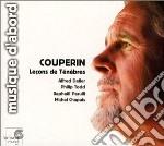 Le????ons de tenebres cd musicale di FranÇois Couperin