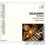 Te deum, super flumina babilonia, confit cd musicale di Michel-ric Delalande