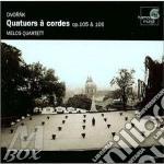 Quartetto per archi n.14 op.105, n.13 op cd musicale di Antonin Dvorak