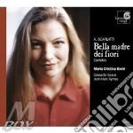 Bella madre de' fiori cd musicale di Alessandro Scarlatti