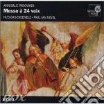 Messa a 24 voci cd musicale di Annibale Padovano