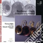 Sonata per corno cd musicale di BEETHOVEN LUDWIG VAN