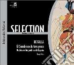 SELECTION cd musicale di Falla emanuel de