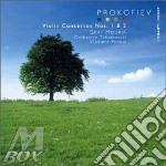 Concerti x vl cd musicale di Sergei Prokofiev