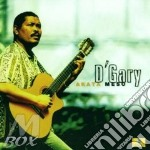 AKATA MESO cd musicale di D'GARY