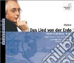 Das lied von der erde (trascr. x orchest cd musicale di Gustav Mahler