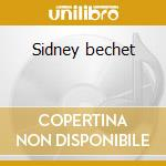Sidney bechet cd musicale