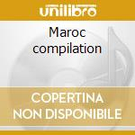 Maroc compilation cd musicale