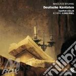 Deutsche kantaten cd musicale di Nicolaus Bruhns