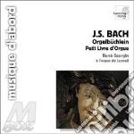 Olgerb????chlein bwv 599 > 644 cd musicale di Johann Sebastian Bach