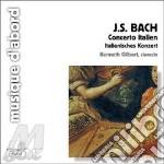 Concerto italiano bwv 971, 4 duo bwv 802 cd musicale di Johann Sebastian Bach